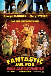 Fantastic Mr. Fox (Movie Poster)